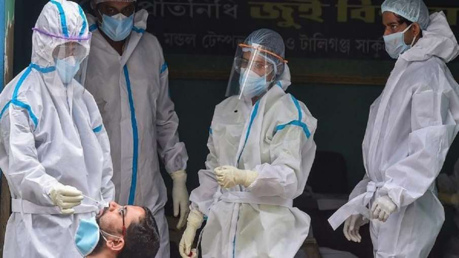 West Bengal reports highest single-day spike of 11948 COVID-19 cases- India TV Hindi