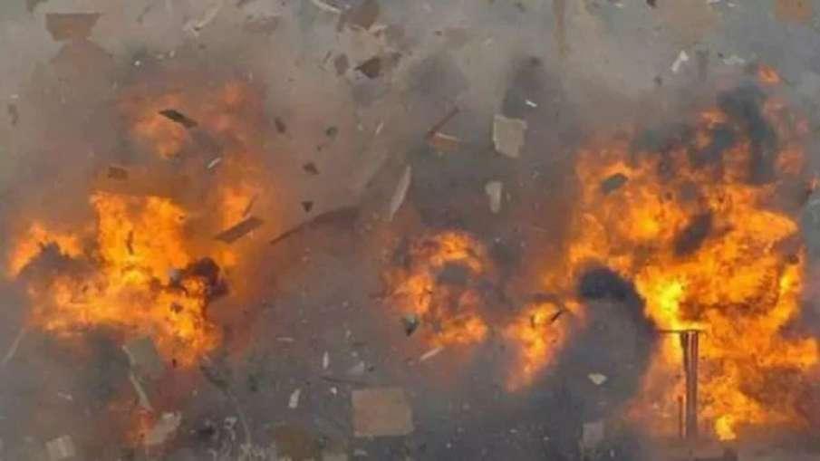 Five Killed in Cracker Factory Blast in Bijnor- India TV Hindi