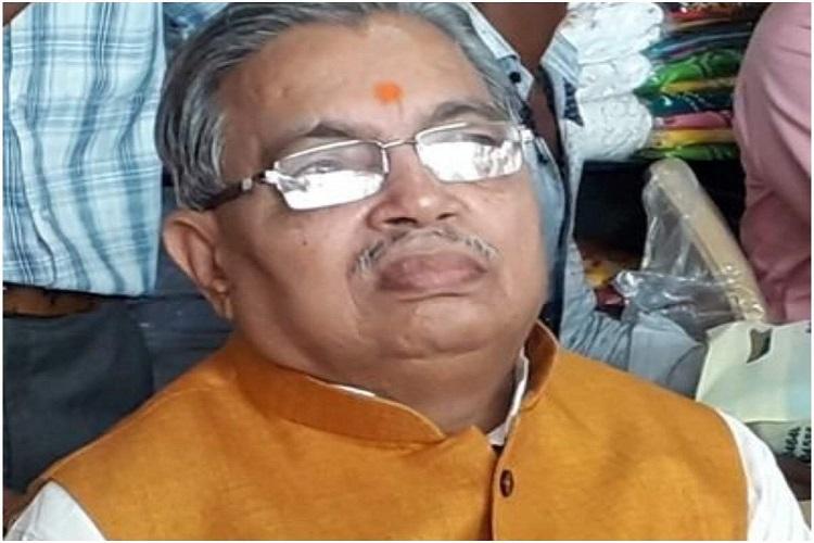 लखनऊ: BJP विधायक सुरेश...- India TV Hindi