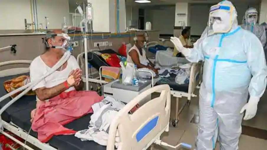 महाराष्ट्र में कोरोना के 48,700 नए मामले आए, 524 और मरीजों की मौत- India TV Hindi