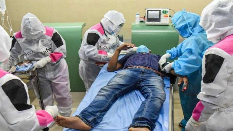 महाराष्ट्र में कोरोना के 61,695 नये मामले सामने आये, 349 और मरीजों की मौत- India TV Hindi