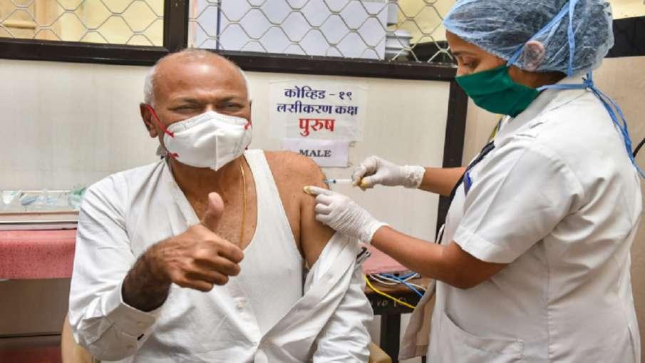 भारत ने कोविड टीका लगाने के मामले में दुनिया में रचा इतिहास- India TV Hindi