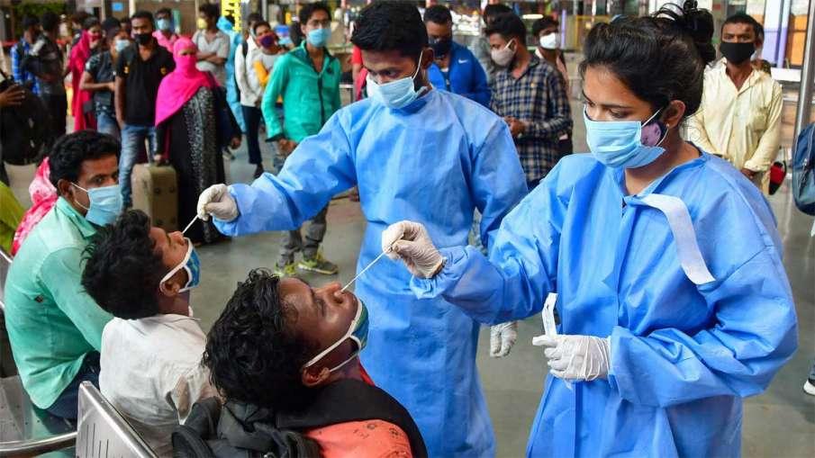 Coronavirus Updates, Haryana Coronavirus Updates, Haryana Coronavirus Deaths- India TV Hindi