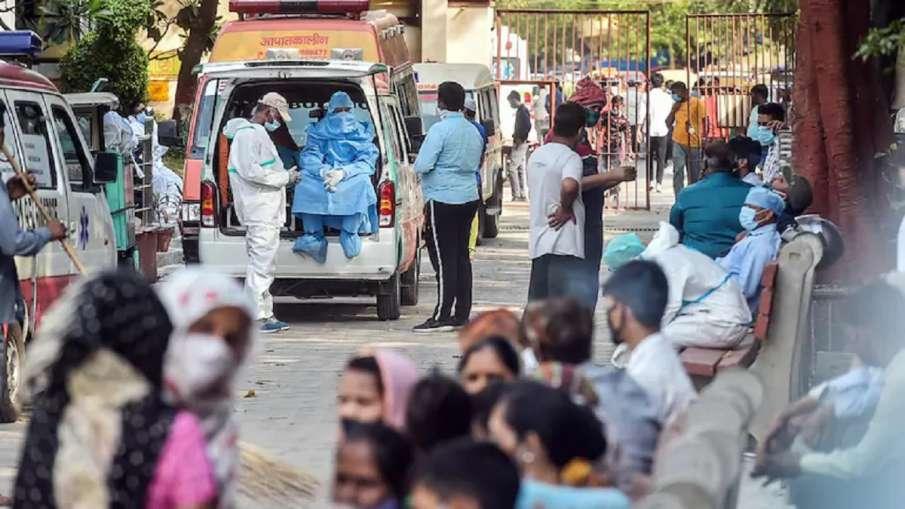 यूपी में कोरोना के 35,614 नए मामले आए, 208 और मरीजों की मौत - India TV Hindi