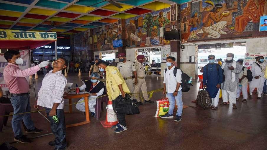 इन दस राज्यों में रोजाना तेजी से बढ़ रहे हैं कोरोना के नए मामले - India TV Hindi