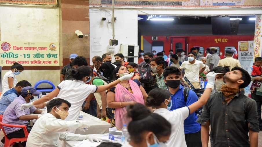 बिहार में कोरोना के बढ़ते मरीज और लुढ़कता 'रिकवरी रेट'- India TV Hindi