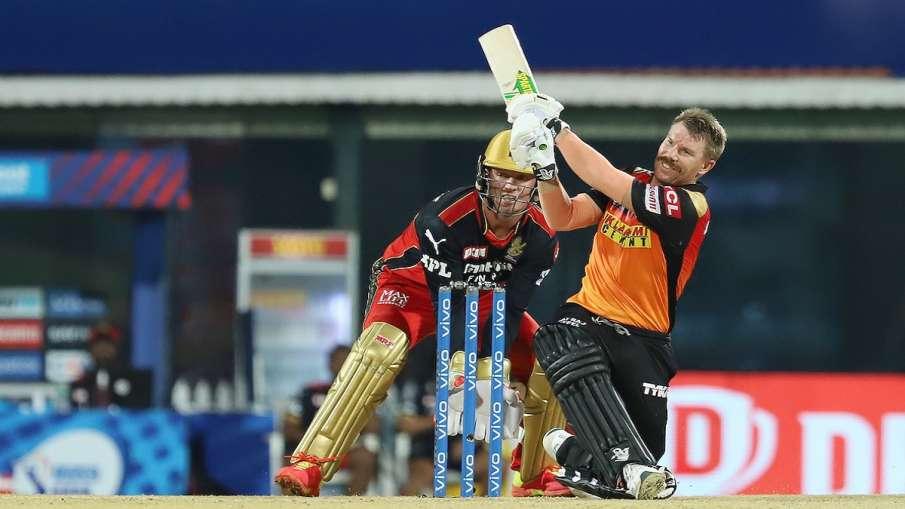 IPL 2021 : वॉर्नर ने...- India TV Hindi