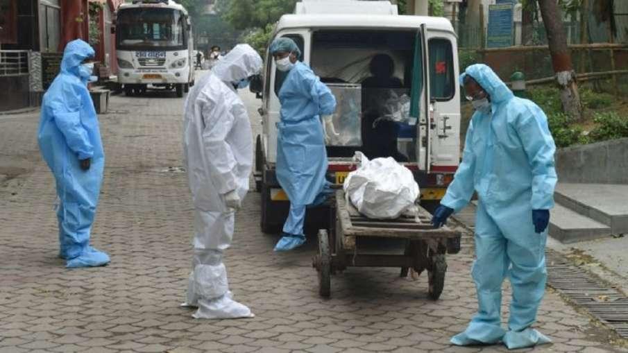 दिल्ली में कोरोना के 22,923 नए मामले आए, 350 और मरीजों की मौत - India TV Hindi
