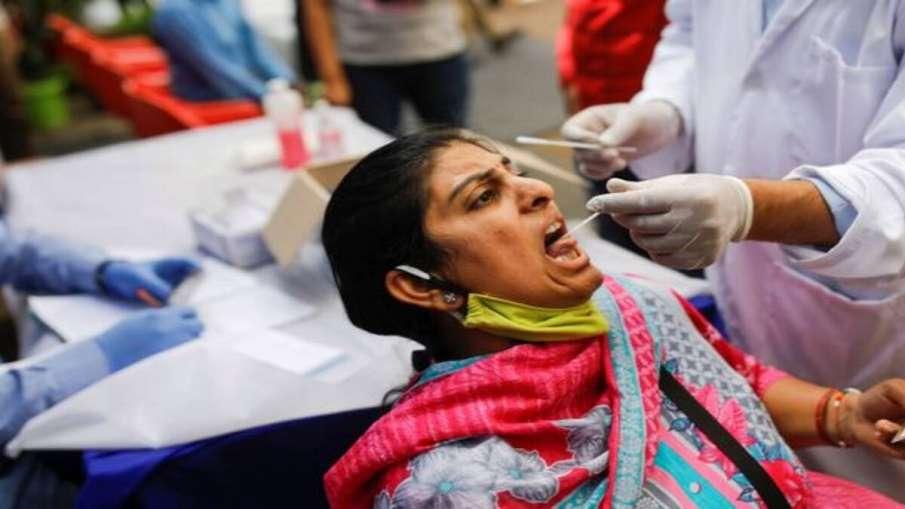 गुजरात में कोरोना के 4021 नए मामले आए, 35 और मरीजों की मौत - India TV Hindi