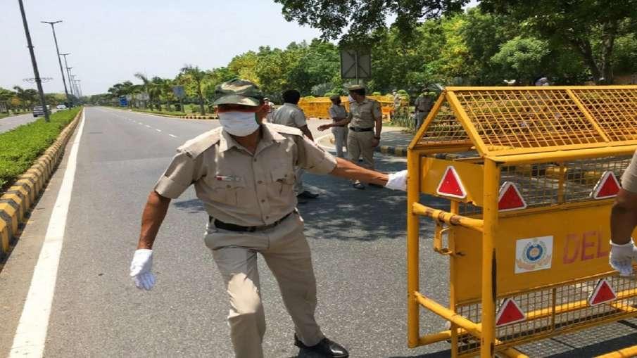 COVID-19 Second Wave: करीब 1500 दिल्ली पुलिसकर्मी कोरोना संक्रमित पाए गए- India TV Hindi