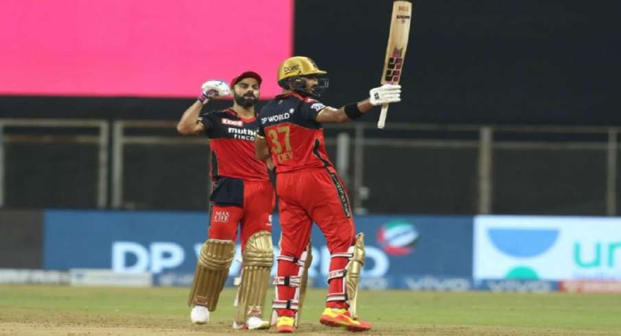 Devdutt Padikkal, Virat Kohli, RCB, Rajasthan, IPL, IPL 2021, Sports, cricket - India TV Hindi