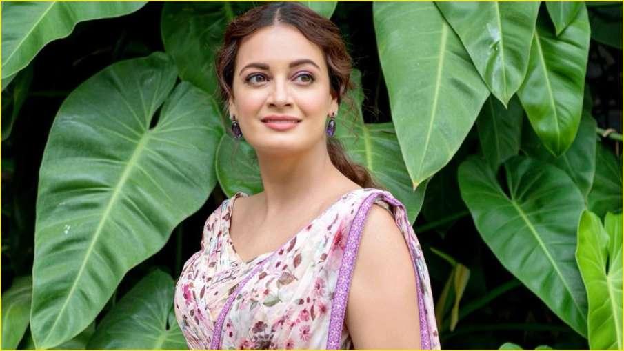 Dia Mirza- India TV Hindi