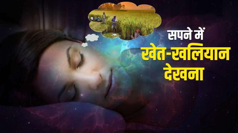 seeing farmlands in dreams - India TV Hindi