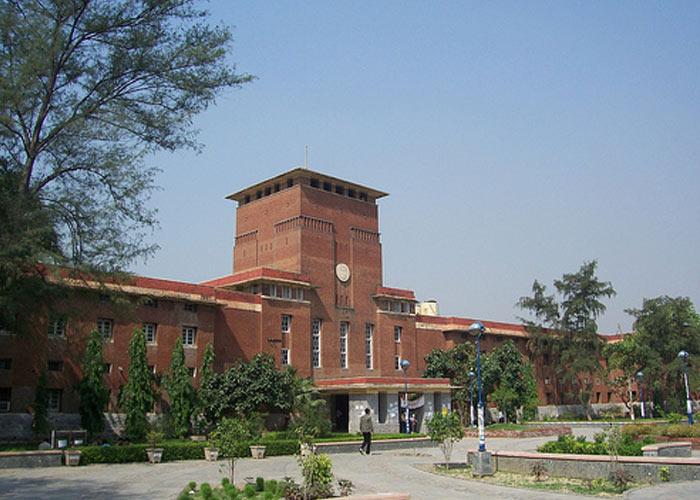 DU के 500 शिक्षक हुए...- India TV Hindi