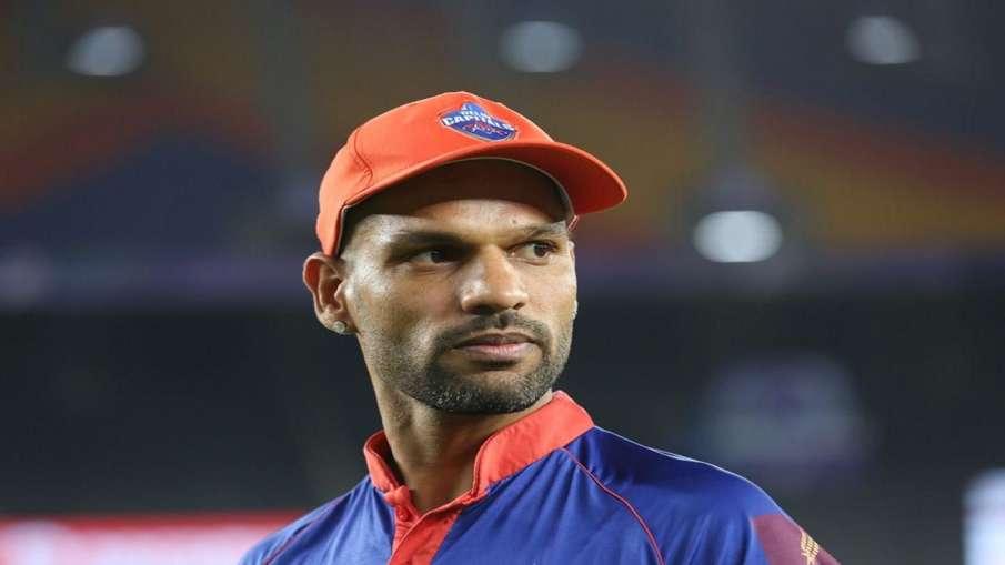 IPL 2021 : शिखर धवन ने फिर...- India TV Hindi