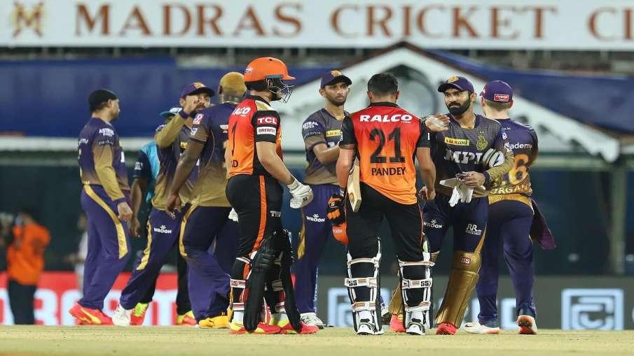 IPL 2021, KKR v SRH : बेकार गई...- India TV Hindi