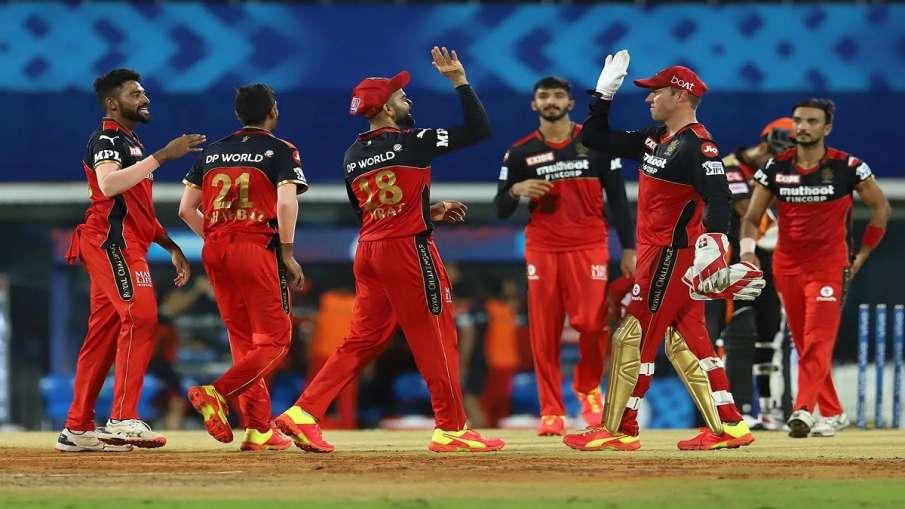 IPL 2021, SRH v RCB : शाहबाज अहमद...- India TV Hindi
