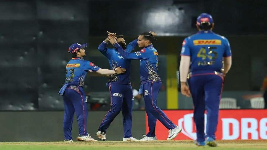 IPL 2021, MI v SRH : हैदराबाद ने...- India TV Hindi