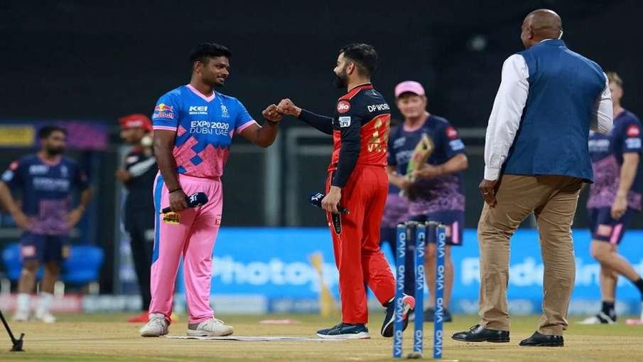 IPL 2021, RCB v RR TOSS : RCB ने चुनी...- India TV Hindi