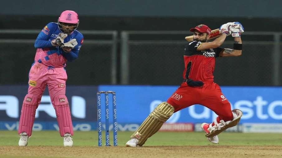 IPL 2021, RCB v RR : कोहली ने रचा...- India TV Hindi