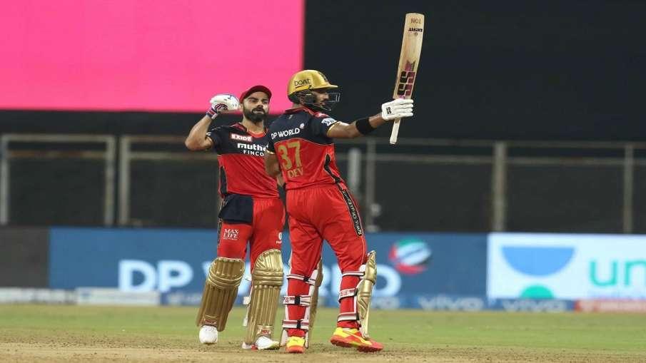 IPL 2021, RCB vs RR: RCB के सलामी...- India TV Hindi