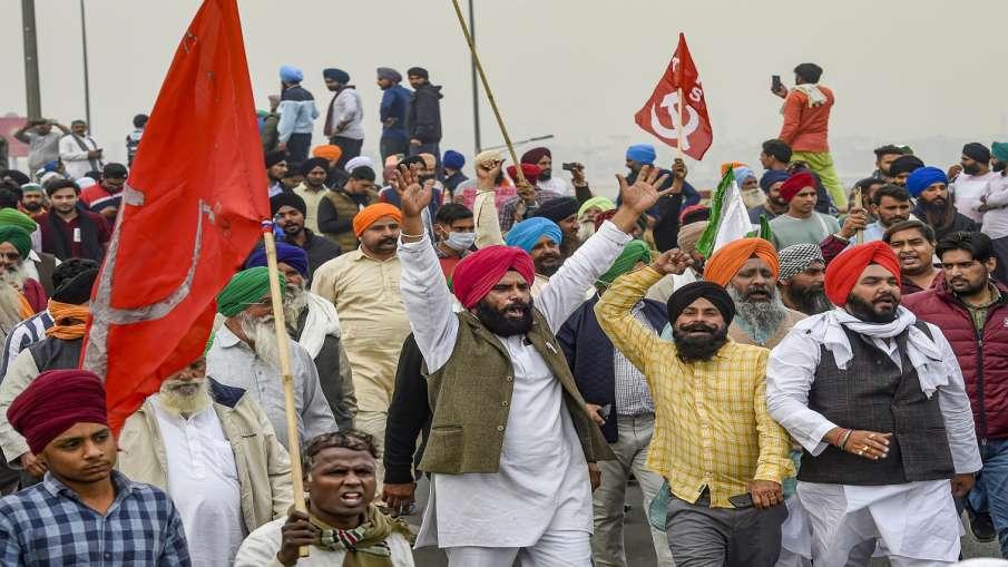 farmers to stop traffic movement on KMP highway किसान 24 घंटे के लिए बंद करेंगे KMP हाईवे, शव वाहन, - India TV Hindi