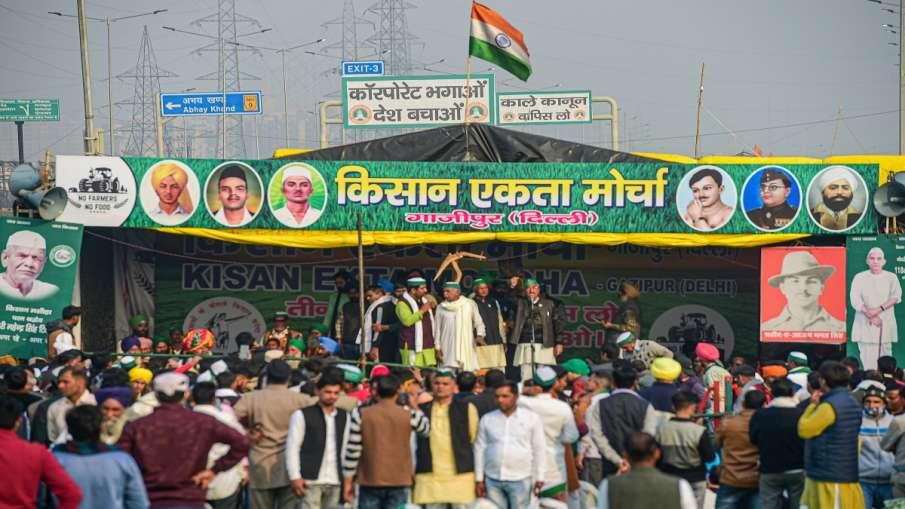Coronvirus in Delhi Kisan Andolan farmers says open one way for emergency services to delhi दिल्ली म- India TV Hindi