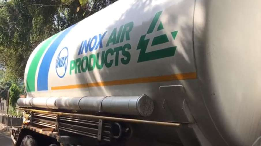 Oxygen Tanker Reaches GTB Hospital After Satyendar Jain's Tweet  Thank God! GTB और LNJP में खत्म होन- India TV Hindi