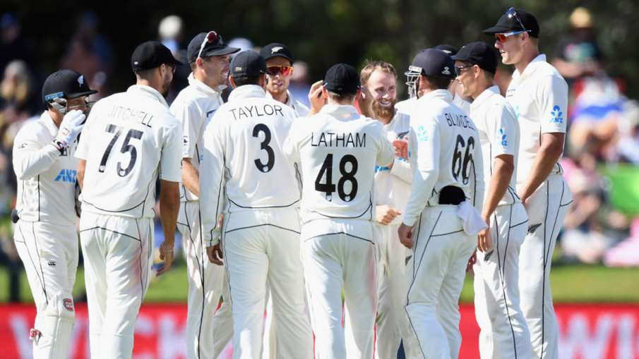 New Zealand announces Test team for India WTC final and tour to England- India TV Hindi