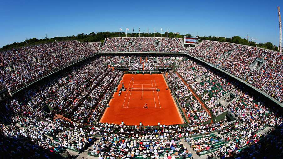 Impact of Covid-19 on French Open, postponed for a week - India TV Hindi