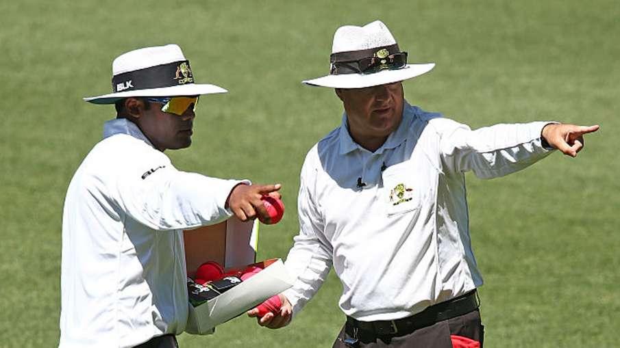 Umpires like players have a rhythm and would like to take advantage of it: nitin menon- India TV Hindi