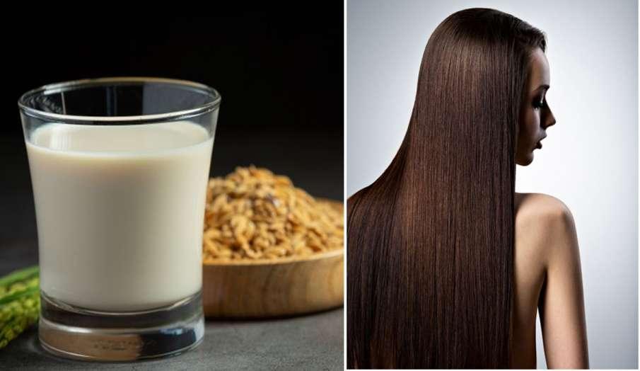 बालों की ग्रोथ बढ़ानी है तो ऐसे यूज करें चावल का पानी, बाल मजबूत होने के साथ रहेंगे शाइनिंग- India TV Hindi