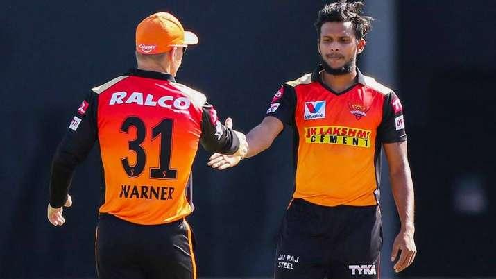 Tom Moody told why T Natarajan did not play against Mumbai Indians? MI vs SRH- India TV Hindi
