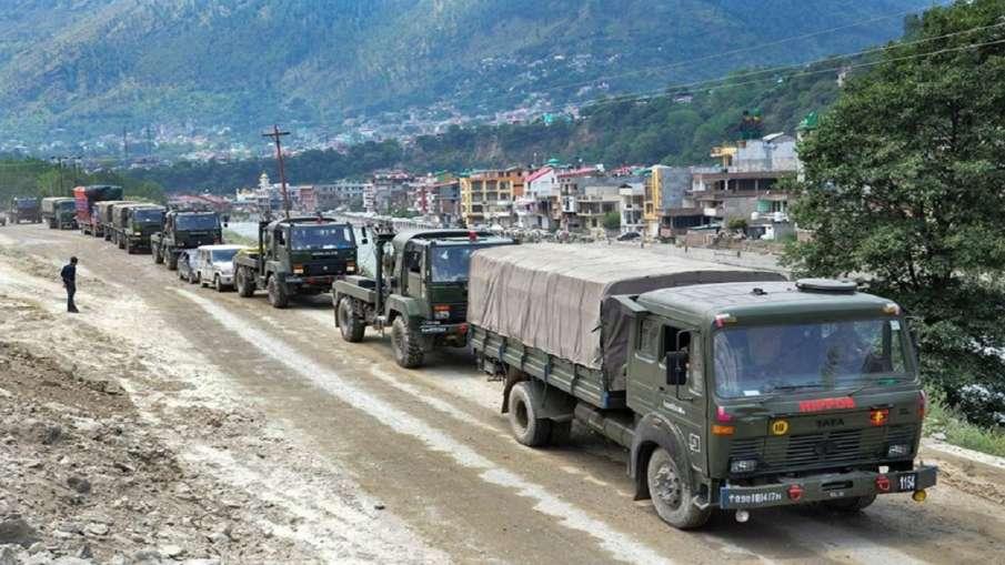 भारत ने पूर्वी लद्दाख के शेष क्षेत्रों से सैनिकों को पीछे हटाने की वकालत की- India TV Hindi
