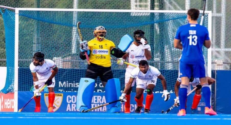 India, Hockey Pro League, Olympic, Argentina, Sports, India - India TV Hindi