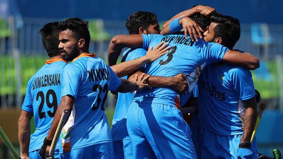 Indian Hockey Team- India TV Hindi