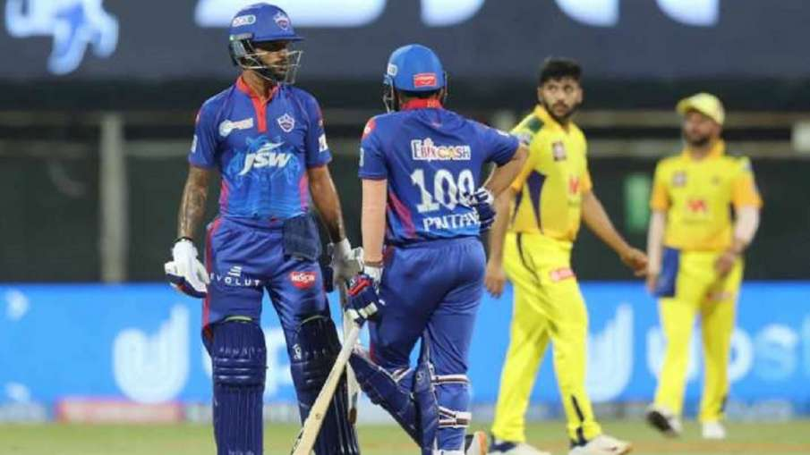 IPL 2021, CSK v DC : धवन-शॉ की...- India TV Hindi