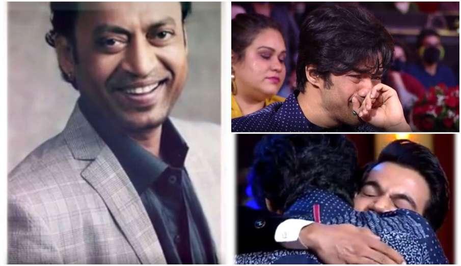 babil khan irrfan khan filmfare awards 2021- India TV Hindi