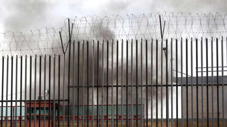 Prisoners Escape, Prisoners Escape Liberia, Inmates Escape, Inmates Escape Liberia- India TV Hindi