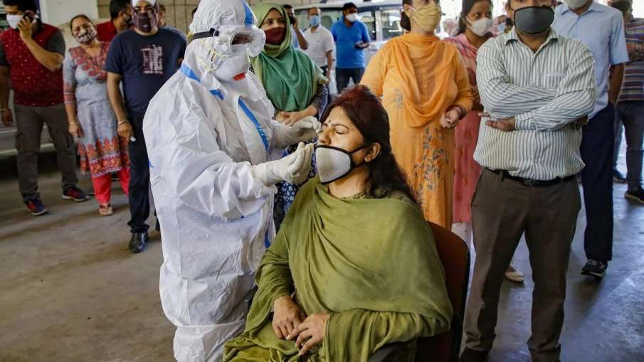 Jammu and Kashmir reports 517 new coronavirus cases, 5 fatalities- India TV Hindi