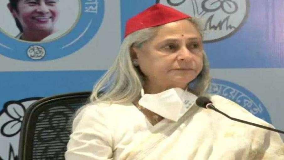 No one ever succeeded by intimidating Bengalis, says Jaya Bachchan- India TV Hindi