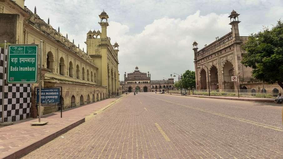 weekend lockdown in Uttar Pradesh Corona: उत्तर प्रदेश में अब हर शनिवार और रविवार को कर्फ्यू, योगी स- India TV Hindi
