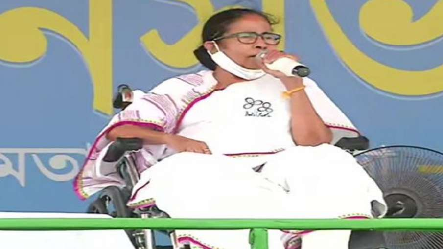 ममता बनर्जी ने कहा- मोदी सिंडिकेट 1 और अमित शाह सिंडिकेट 2 हैं।- India TV Hindi