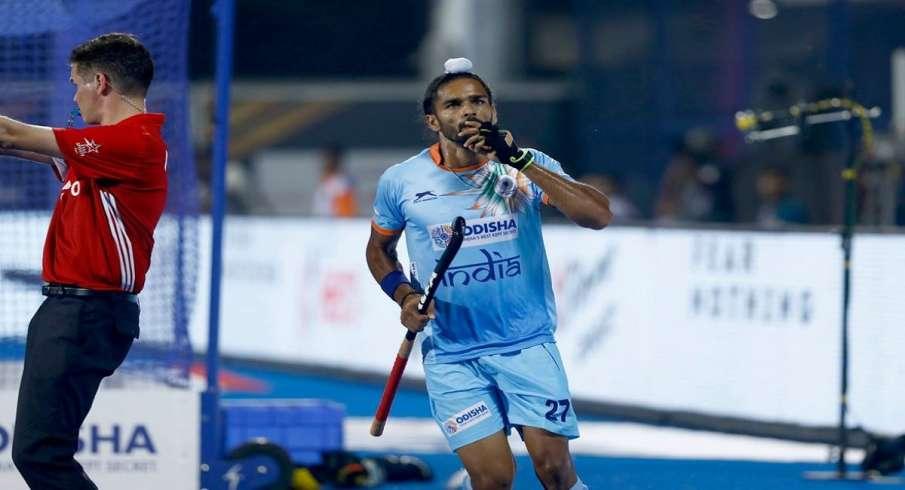 Argentina, Mandeep Singh, Hockey, Sports- India TV Hindi
