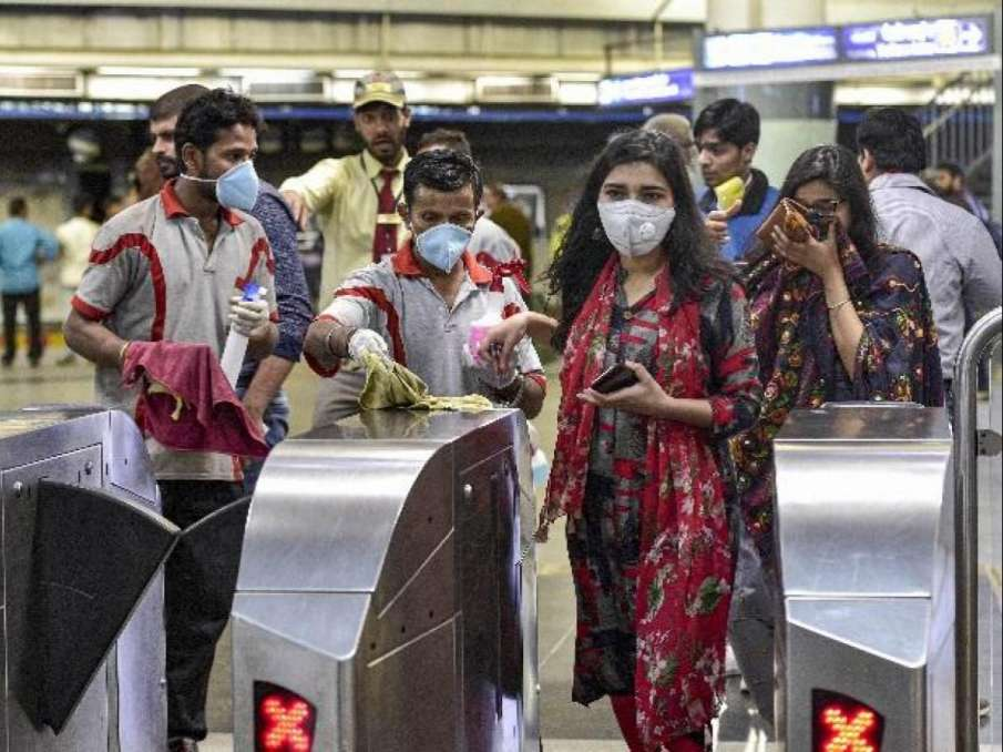 It's time to start wearing masks inside homes to prevent Covid-19, says govt- India TV Hindi