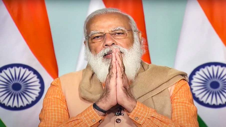 PM Modi to hold meeting of all Chief Ministers April 8 after rising cases of Coronavirus- India TV Hindi
