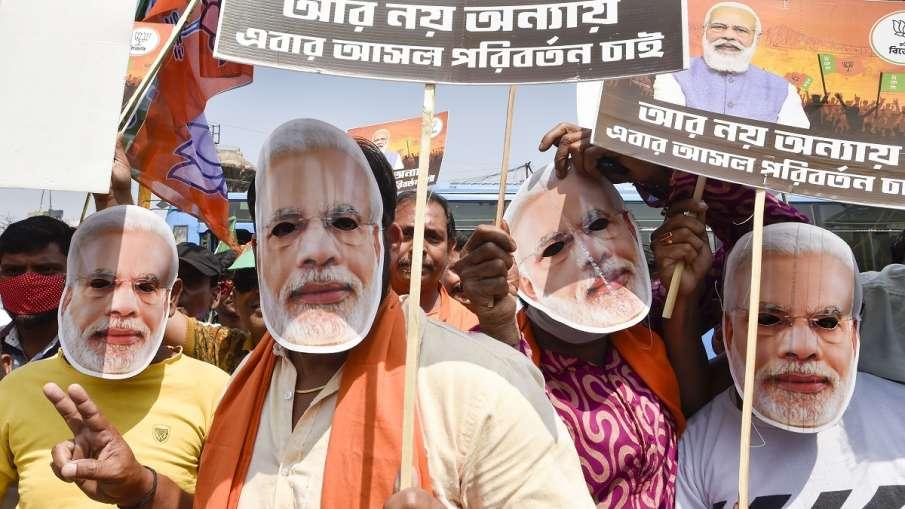 PM Narendra Modi attacks Mamata Banerjee in Asansol big points आसनसोल में गरजे PM, बोले- दीदी विकास - India TV Hindi