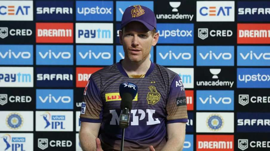 CSK vs KKR: Eoin Morgan said on his flop performance 'I hope for a big innings soon'- India TV Hindi
