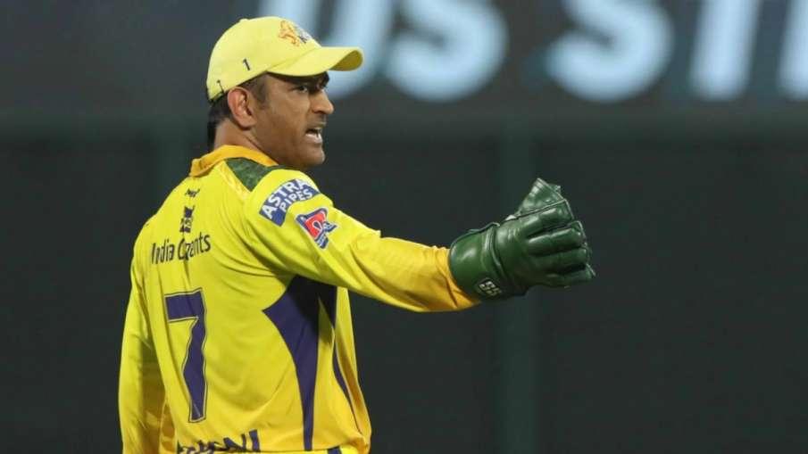 IPL 2021: Dhoni in ...- India TV Hindi