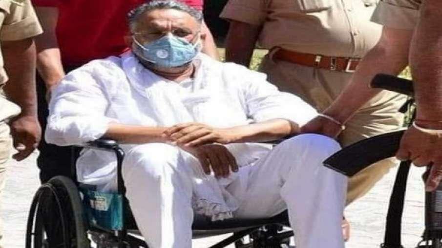 यूपी पुलिस ने मुख्तार के एम्बुलेंस मामले की जांच शुरू की, बाराबंकी में केस दर्ज- India TV Hindi